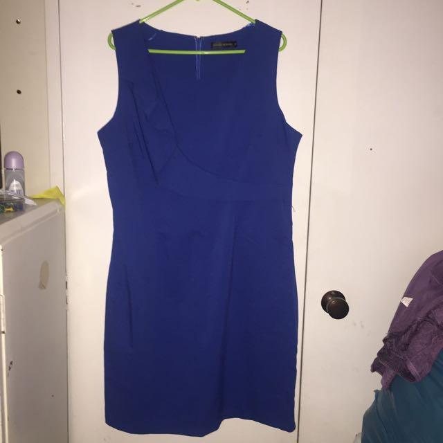 Blue Dress $20