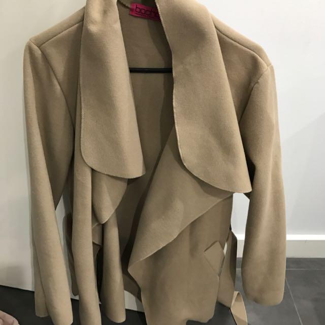 Boohoo One Size Coat