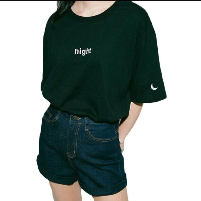 BRAND NEW** Night Tshirt *Black