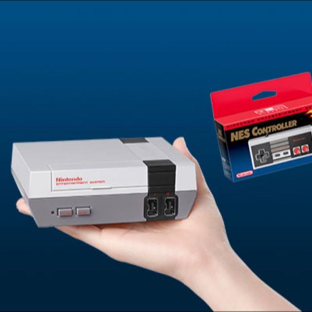 Brand New Nintendo NES Classic Edition