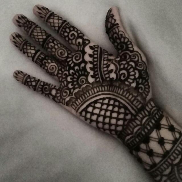 Bridal/Eid Henna
