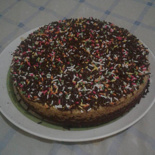 brownies tiramisu coklat