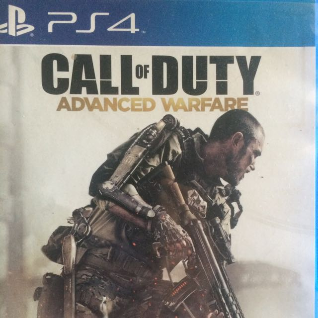call of duty (PS4)