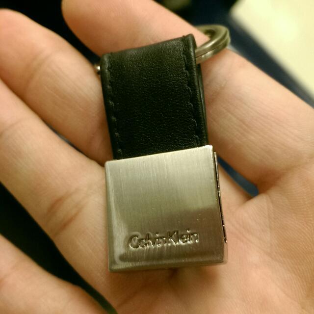 Calvin klein 鑰匙圈