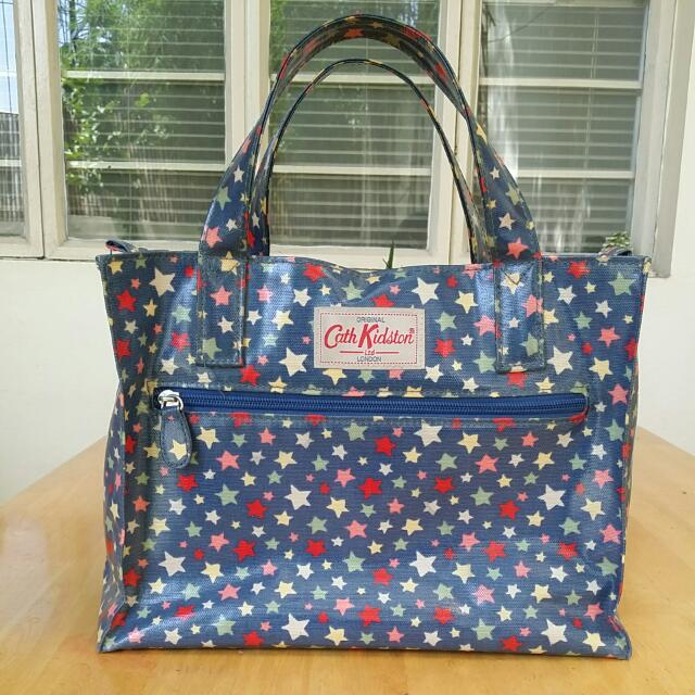 REPRICED: Cath Kidston Shooting Star Box Bag