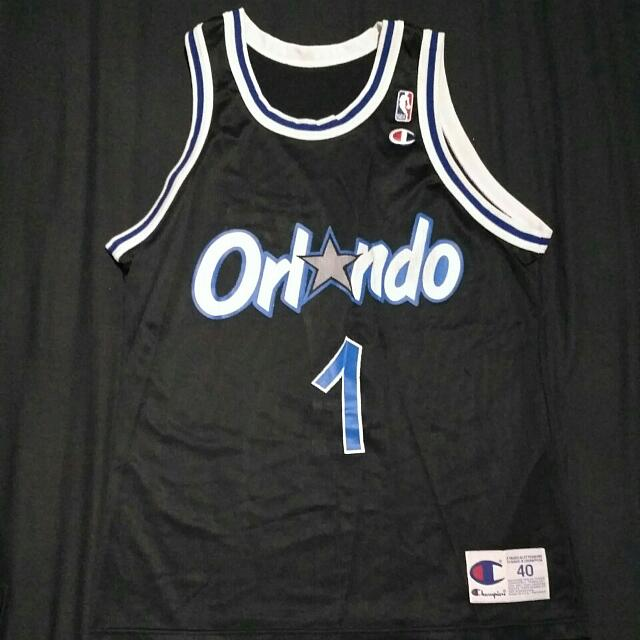 Champion Orlando Magic Hardaway