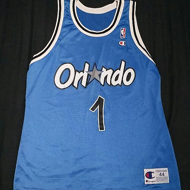 Champion Orlando Magic Hardaway Jersey