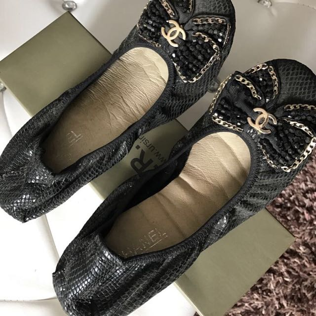 Chanel Balet Shoes