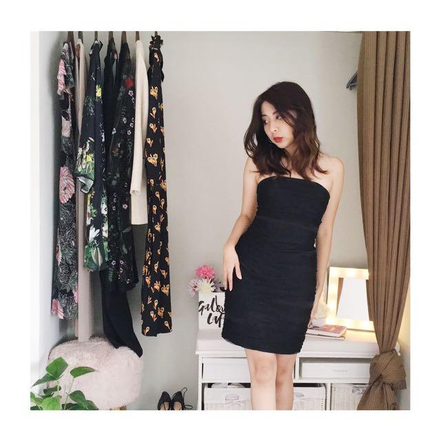 CIEL Black Dress