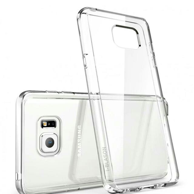 Clear Cover For Samsung J7 Prime (Clear White)