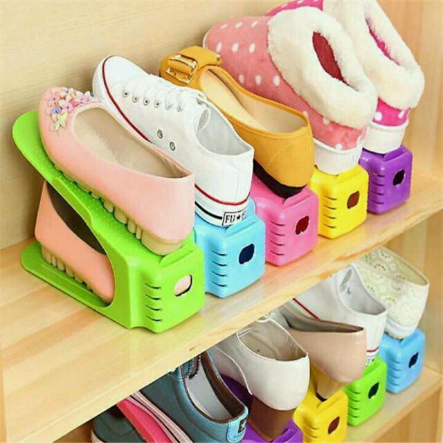 Creative Adjustable Shoe Organizer