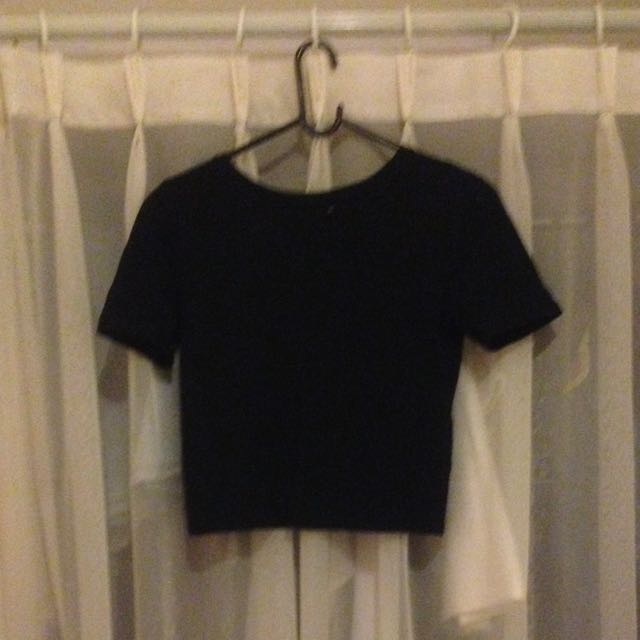Crop Top Zara