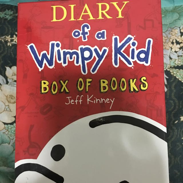 DIARY OF WHIMPY KID