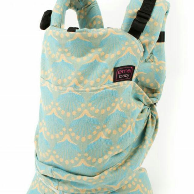 03a1841dd44 Emeibaby Hybrid Baby Carrier Full Ipa Yellow