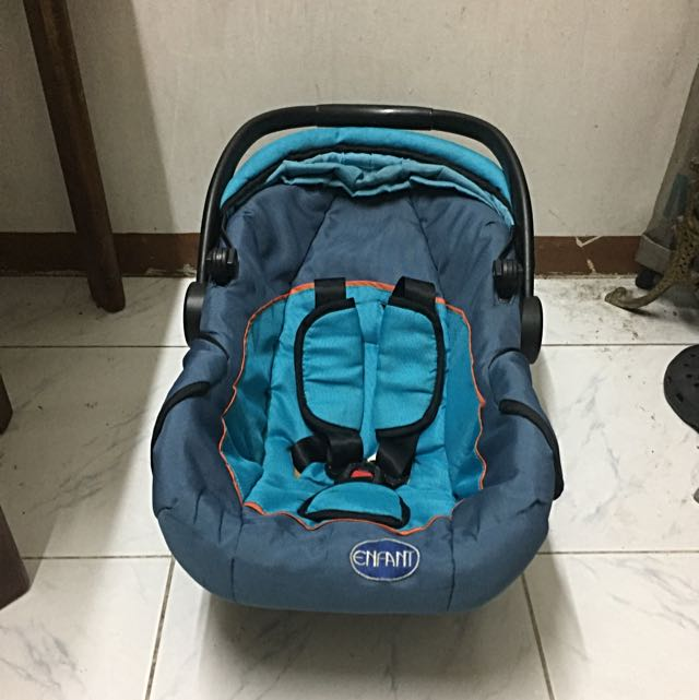 ENFANT Baby Car Seat & Rocker