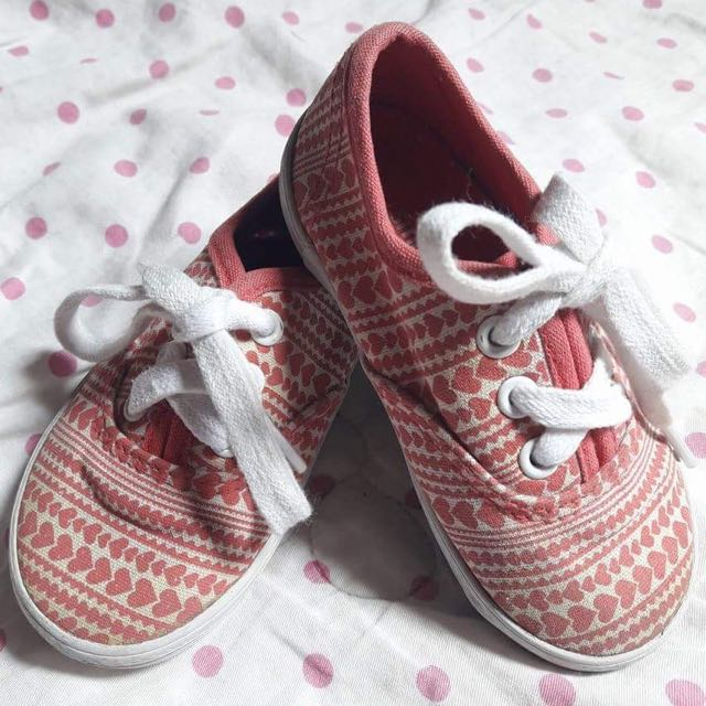 Girl's Sneaker (from Payless)