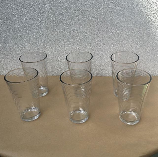 Glasses And Tumblers