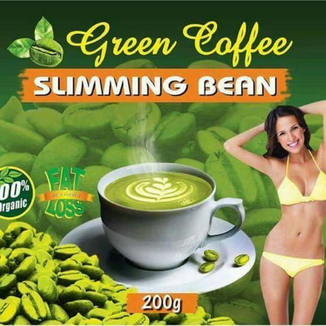 Green Coffee Slimming Beans