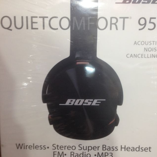 d0d3244b2d3 Headphone Bose QUIETCOMFORT 950, Electronics, Audio on Carousell