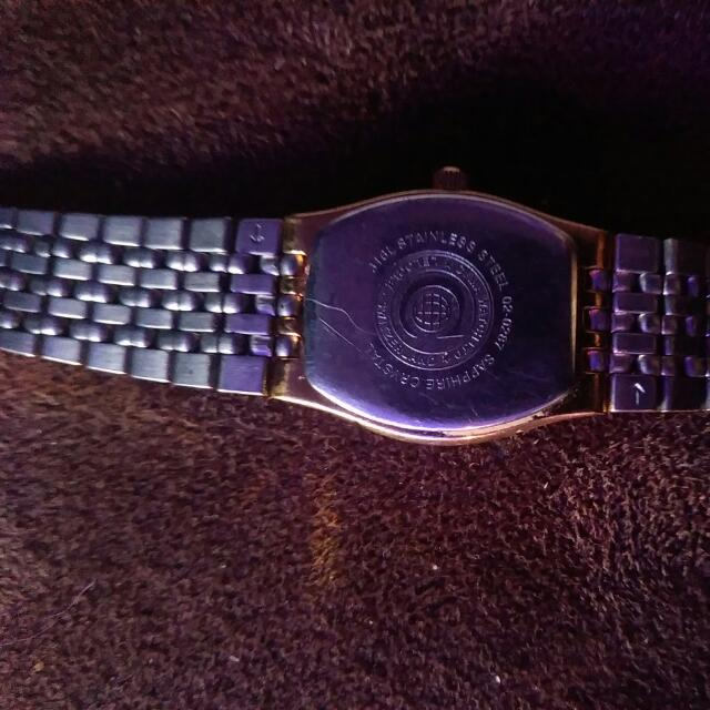 High End CYMA Swiss Watch