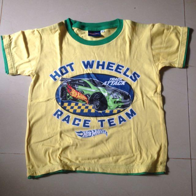 Hotwheels T-shirt