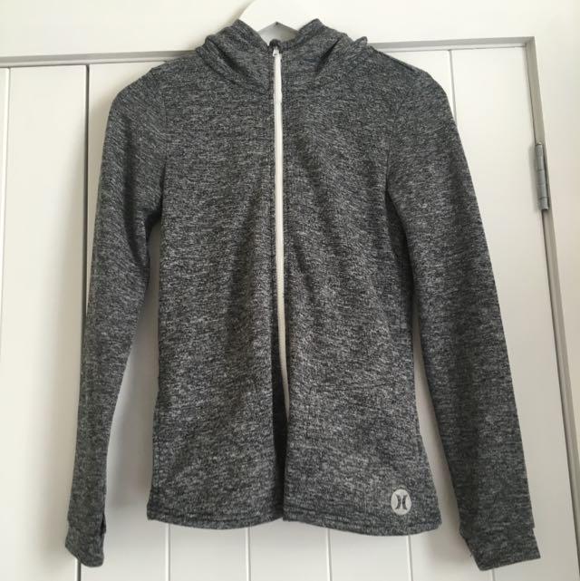 Hurley And Nike Jacket