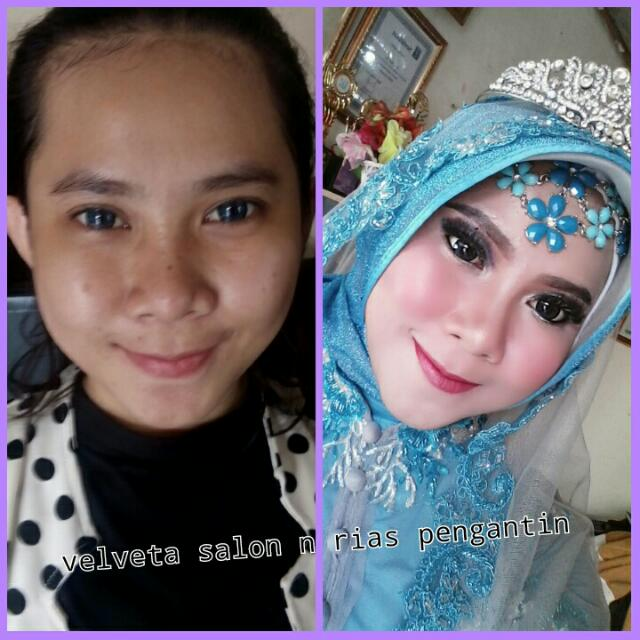 Jasa Make Up Weding Dll