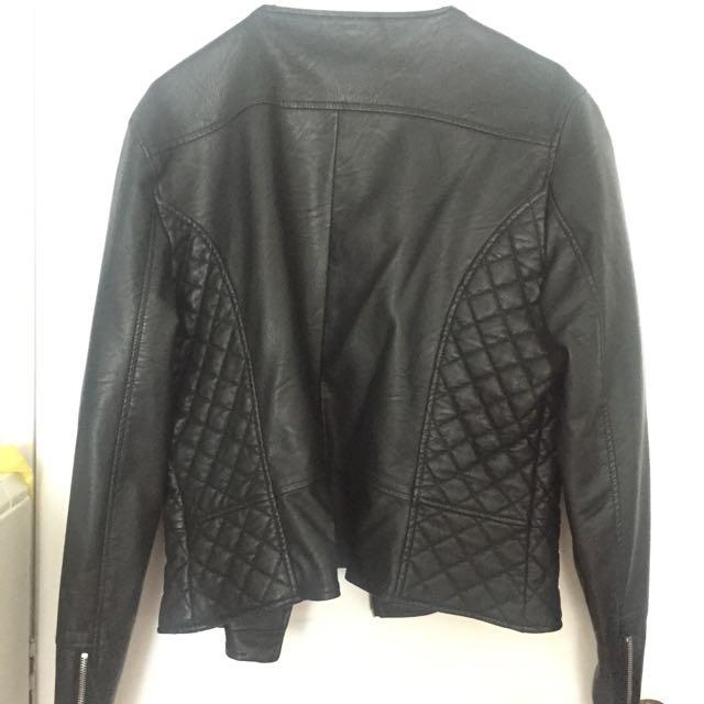 Jay Jays Leather Jacket