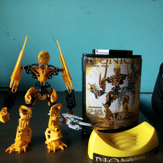 Turun Harga Jual Murah Meriah Lego Bionicle Original
