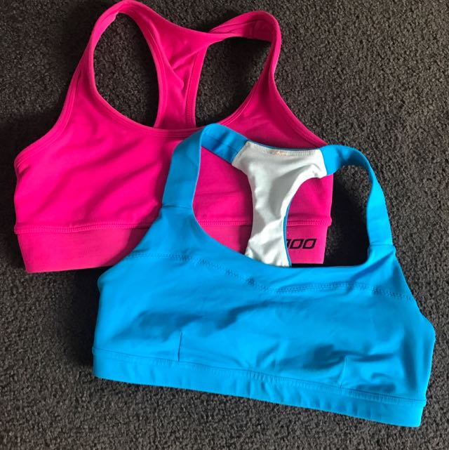 Lululemon And Lorna Jane Crops