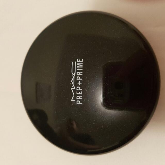 Mac Prep & Prime Pressed Powder (Translucent)