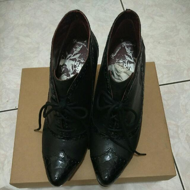MACANNA 麥坎納 高跟鞋 裸靴