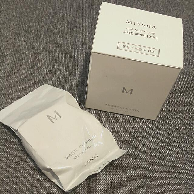 Missha Magic M Cushion Refill #21