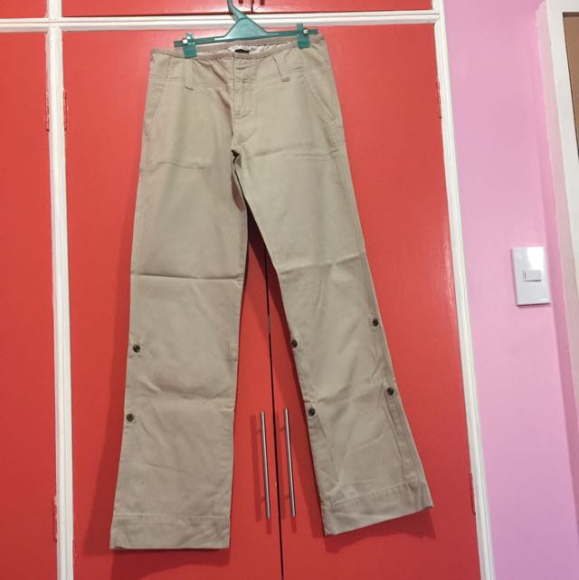 Mossimo 2-way Khaki Pants