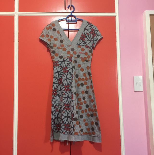 Mossimo Printed Dress