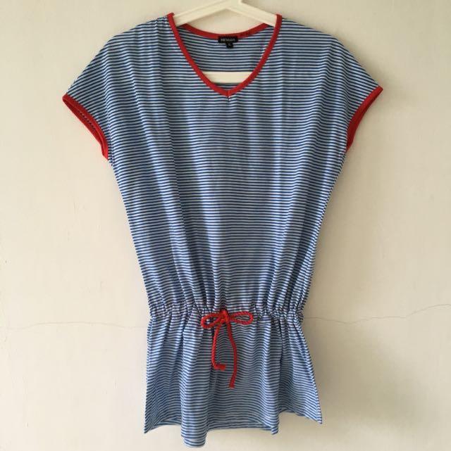 NEVADA Sailor Top size XL