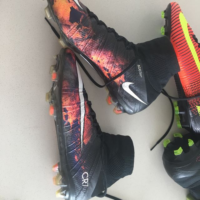 Nike mercurial superfly cr7 us10.5