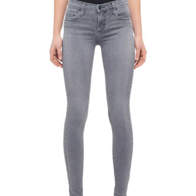 Nobody High Waisted Skinny Jeans Size 28