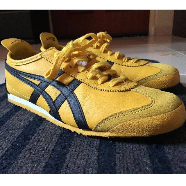 innovative design b0627 3023b Onitsuka Tiger Mexico 66 (Yellow/Black) DL408-0490, Men's ...