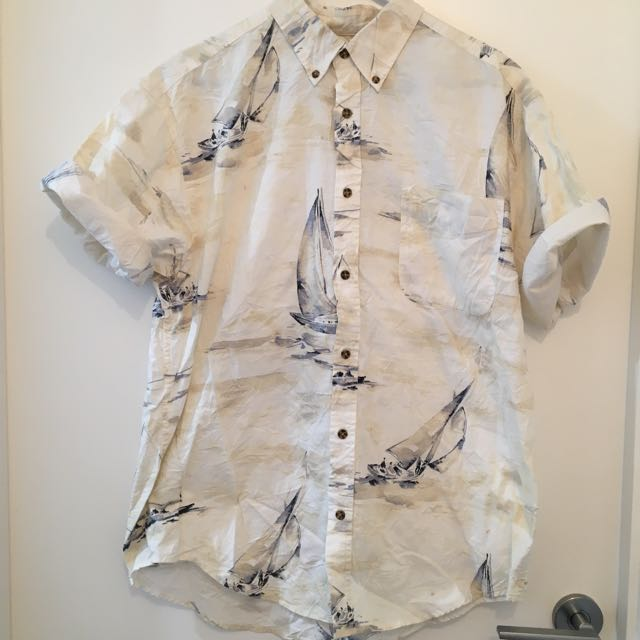 Original Vintage Shirt Oversized