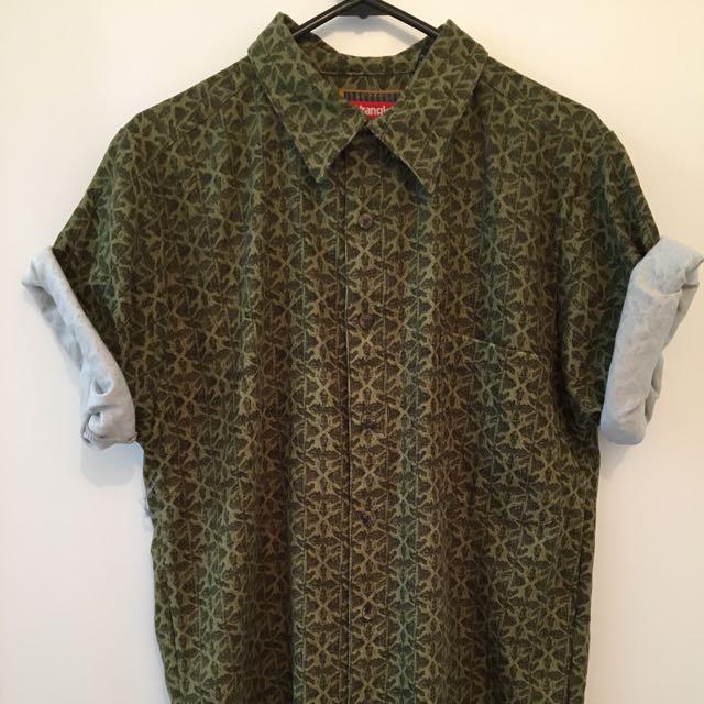Original Vintage Shirt Wrangler
