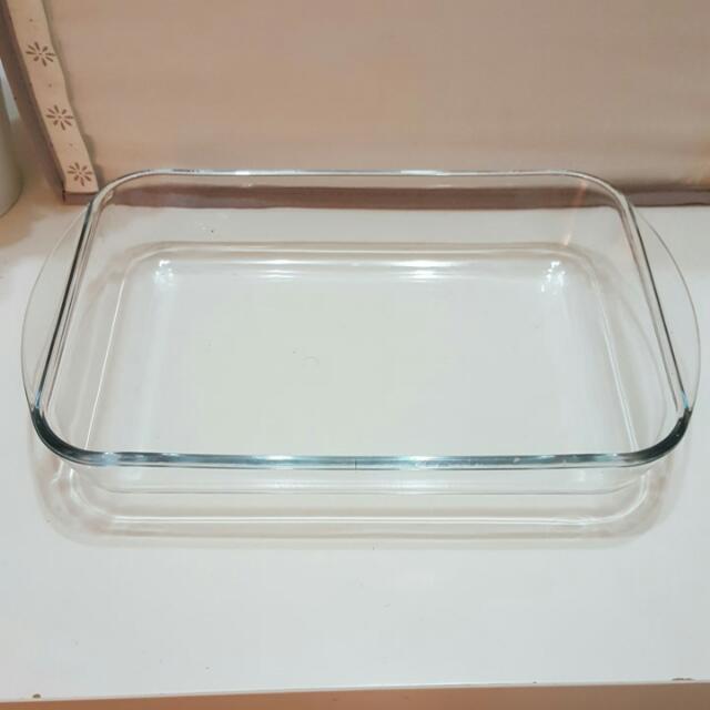 Ovenware Glassware