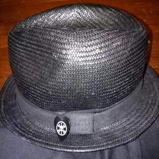 收藏品編織牛仔帽(ovk)