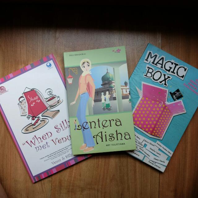 Paket Novel