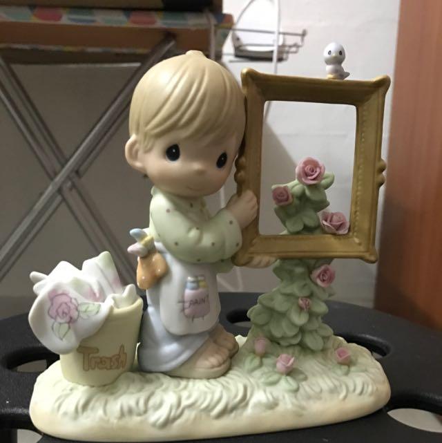 Precious Moments Figurine- Limited Edition