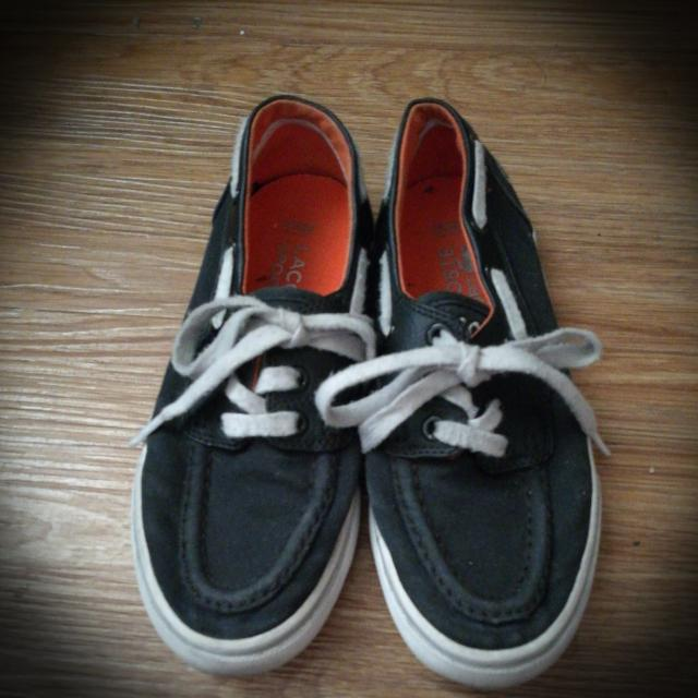 Preloved Lacoste Kids Sneakers