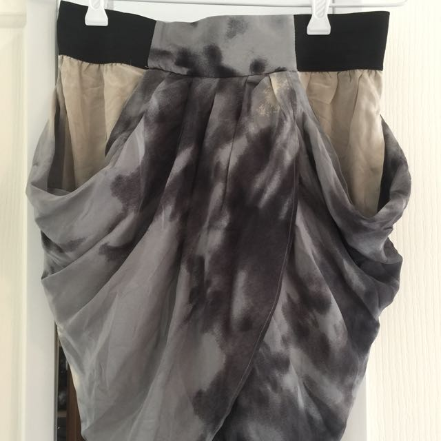 Real Silk Roxy Skirt