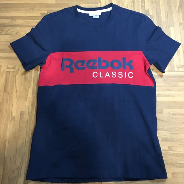 Reebok 短袖T恤