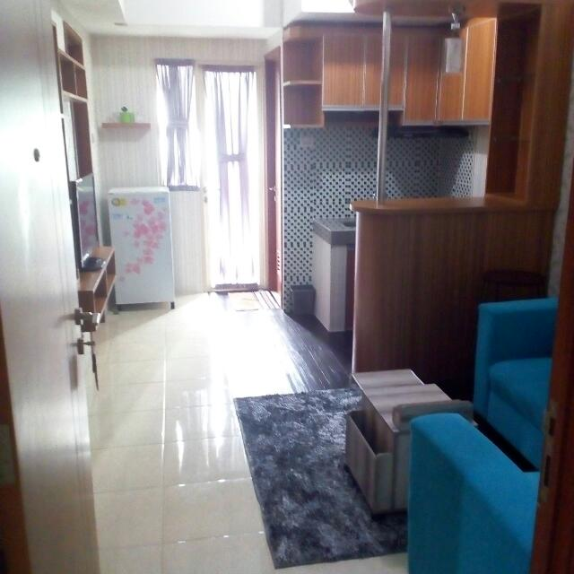 Room At Green Lake View Apartment Ciputat