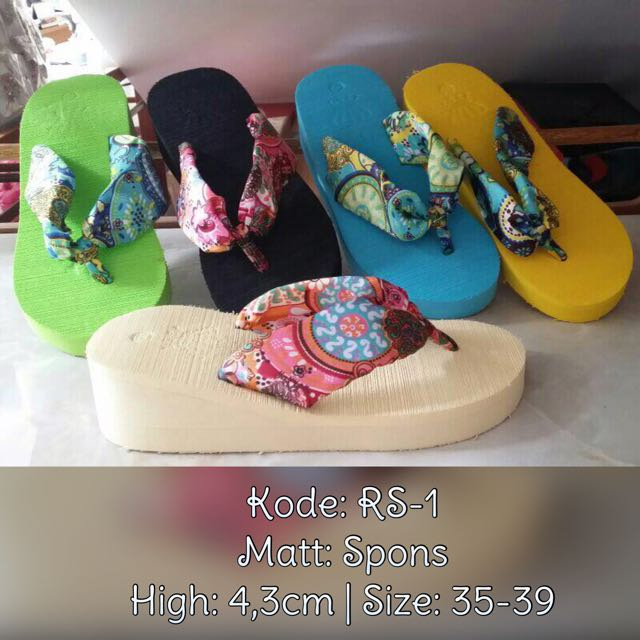 Sandal Ringan RS-01
